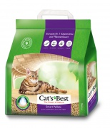 Наполнитель Cat`s Smart Pellets / Nature Gold 5л 3кг
